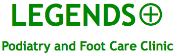 legends+ :            podiatry, chiropody and foot-care in Bicester, Oxfordshire